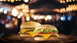 McNifica + Doble Hamburguesa con Queso