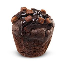 Muffin Volcan De Chocolate