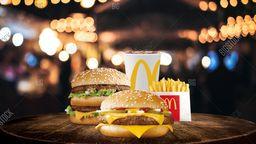 McCombo™ BigMac + Cuarto de Libra con Queso