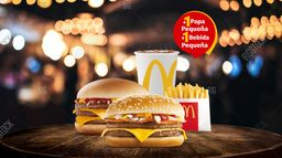 McCombo™ Triple Hamburguesa con Queso + McBacon