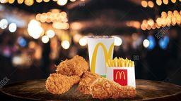 McCombo™ 4 Piezas de Pollo