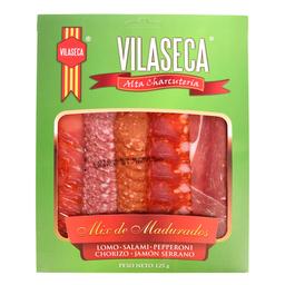 Mix de Madurados Lomo Salami Peppedoni Chorizo Serrano