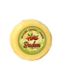 Badem Queso Cheddar Vegano Premium
