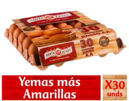 Santa Reyes Jumbo Aa Rojo X30