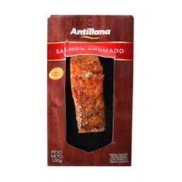 Antillana Porc.salmon Ahumado Con Pimien
