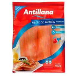 Antillana Porc.salmon Ahumado Con Miel