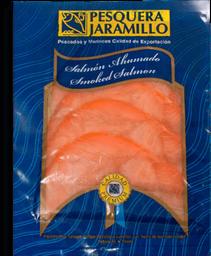 Pesquera Jaramillo Salmón Ahumado