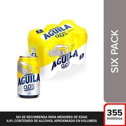 Aguila 0,0 Cerveza