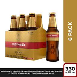 Club Colombia Dorada Cerveza