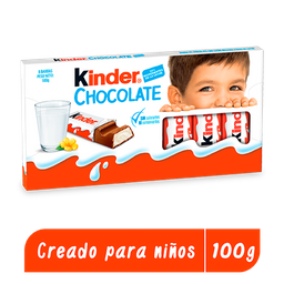 Kinder Chocolate Chocolate
