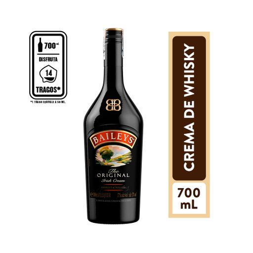 Crema De Whisky Baileys