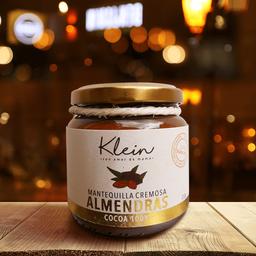 Mantequilla de Almendras y Cocoa