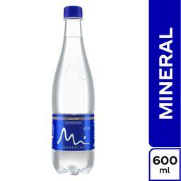Botella 600 agua