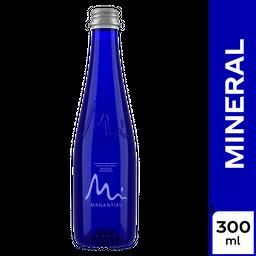 Agua Manantial con gas 300ml