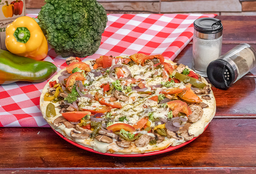 Pizza de Vegtales