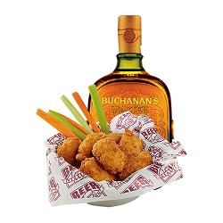 Combo Whisky Buchanans Master con Chunks