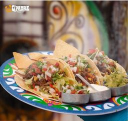 Tacos tradicionales x6