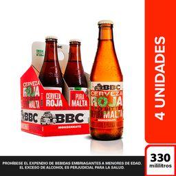 BBC Monserrate Roja Cerveza