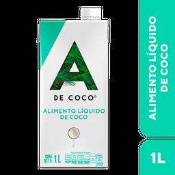 A De Coco Limento Liquido