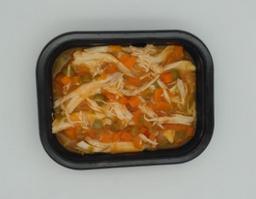 Pollo y verduras