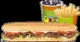 Combo Sándwich Roastbeef Grande