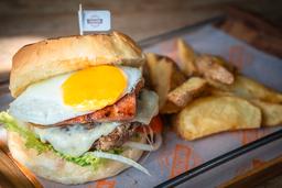 Medium Burger el Gaucho