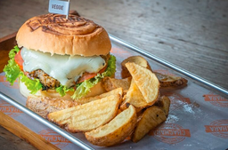 Big Burger la Veggie