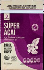Super Superfuds Fuds Acai Liofilizado Organico