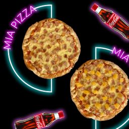 Duo Pizzas Personales