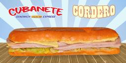 Cubanete de Cordero
