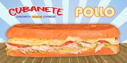 Cubanete de Pollo