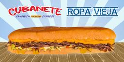 Cubanete Ropa Vieja