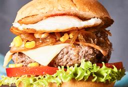 Buffalo Burger Criolla