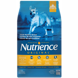 Nutrience Original Perro Adulto Medium Breed X 5 Kg