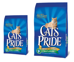 Arena Para Gatos Cats Pride Natural 20 Lb