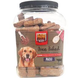 Snack Para Perro Natural Select Galleta Maxi Bomb. 1 Kg