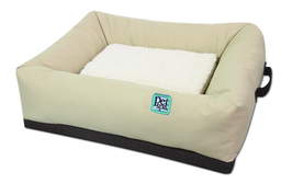 Cama Sofa para Perros y Gatos Oxford Beige  14SF001B PS 64 CM