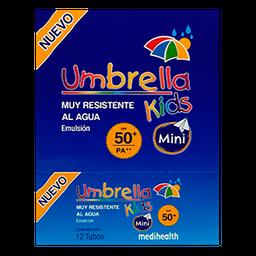Umbrella Kids Mini Resistente Al Agua Fps 50+