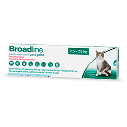 Broadline Spot On 2.5 A 7.5 Kg