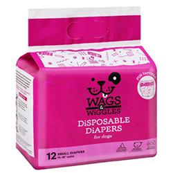 Wags & Wiggles Pañales Talla S