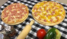 Promo 2x1 Pizza Personal