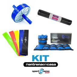 Kit #3 Entrenamiento En Casa