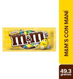 M&m Chocolate Rellenos de Mani