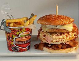 "Burger ""Curramba"""