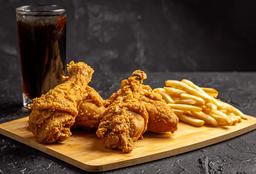 Combo de Medio Top Chicken
