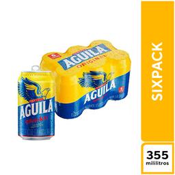Aguila Sixpack 355 ml