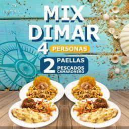 Mix Dimar 4 Personas