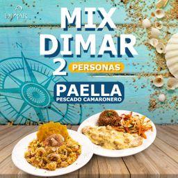 Mix Dimar 2 Personas