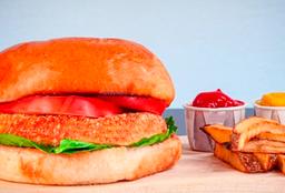 La Veggie Burger