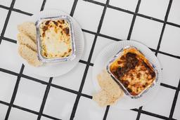 Duo Lasagna slice